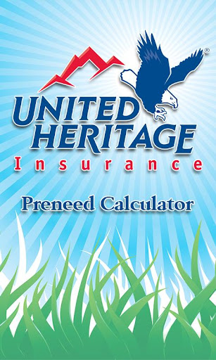 United Heritage Preneed Calc