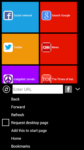 My Personal Browser
