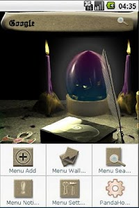 Book of Shadows Theme screenshot 3