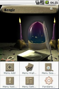 Book of Shadows Theme- screenshot thumbnail