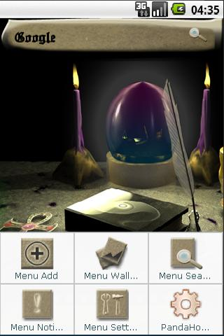 Book of Shadows Theme- screenshot