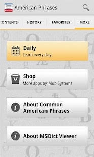 Common American Phrases - screenshot thumbnail