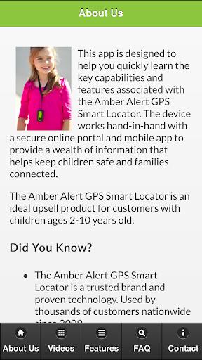 Quick Tips Amber Alert GPS