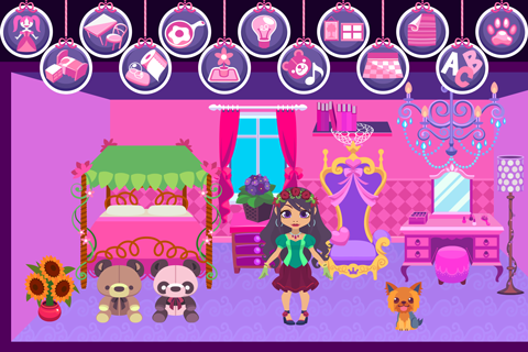 My Princess Castle - Doll Game - screenshot