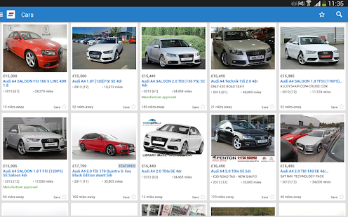 Auto Trader - New & used cars Screenshot 12