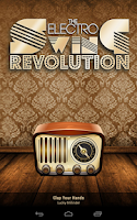 Screenshot of Electro Swing Revolution Radio