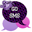 GO SMS - Sugar Sklz icon