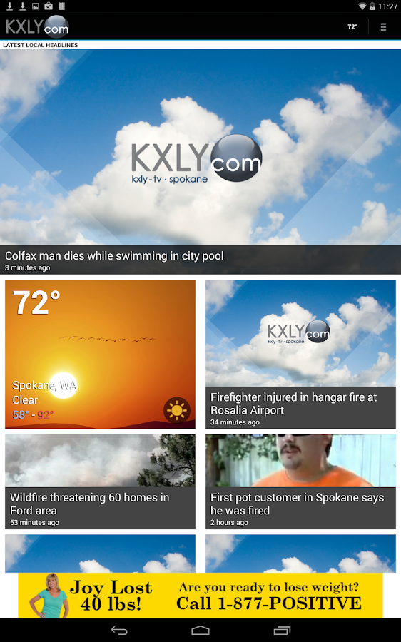 KXLY.com - screenshot