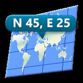 Karten Koordinaten