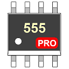 Timer IC 555 Calculator Pro icon