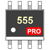 Timer IC 555 Calculator Pro