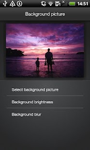 Photo FX Live Wallpaper - screenshot thumbnail