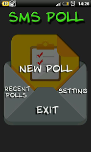Sms Poll 1 0 APK for Android