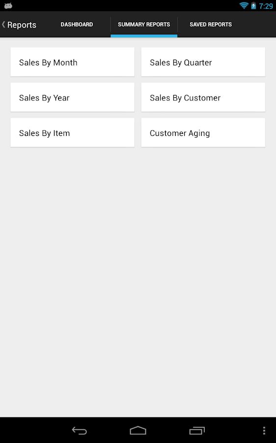 MobileBiz Pro - Invoice App- screenshot