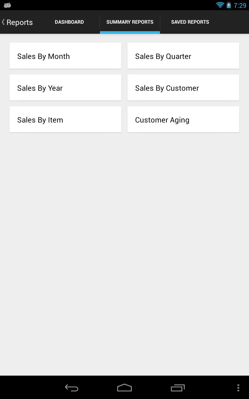 MobileBiz Pro - Invoice App Screenshot 14