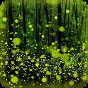 叢林螢火蟲動態桌布 個人化 App Store-癮科技App