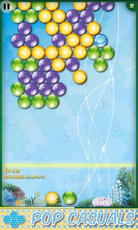 Bubble Pop Plus!- screenshot