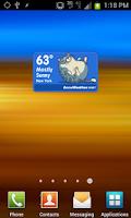 Screenshot of Weather Forecats