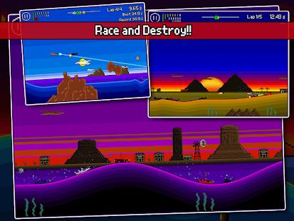 Pixel Boat Rush Screenshot 12