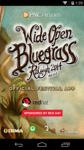 Wide Open Bluegrass 2014