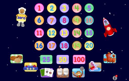 玩免費教育APP|下載Starfall 数字 app不用錢|硬是要APP