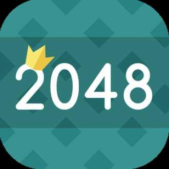 2048 Math Number Game