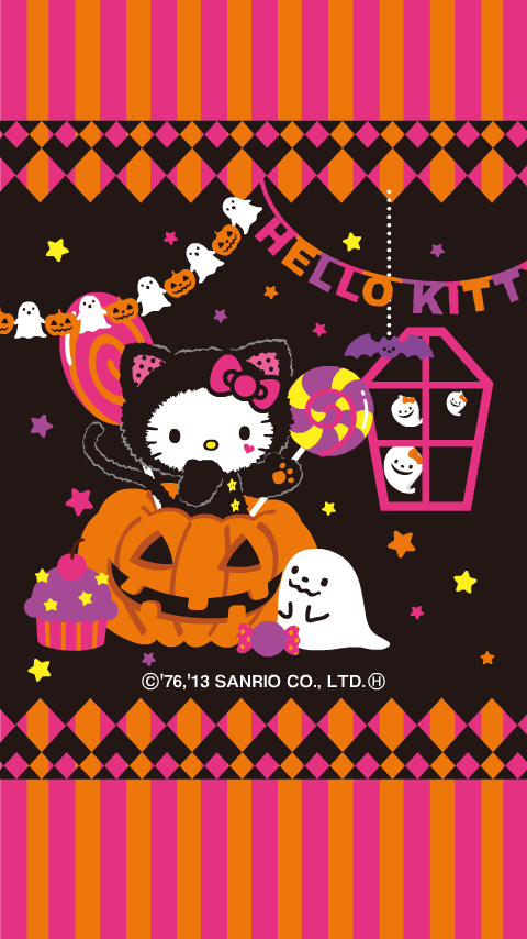 HELLO KITTY LiveWallpaper18- screenshot