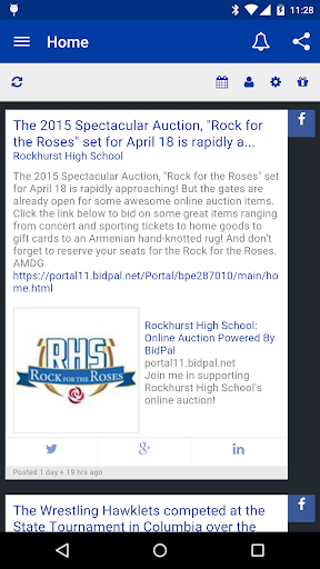 Rockhurst High School News
