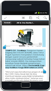 All In One Berita Indonesia- screenshot thumbnail