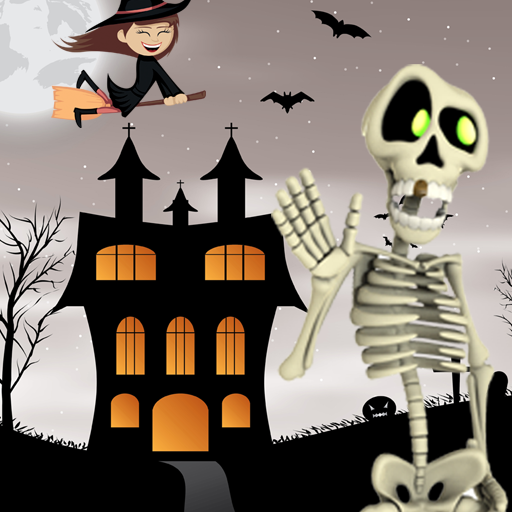 Jumping Halloween LOGO-APP點子