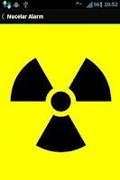 Screenshot of Nuclear Alarm