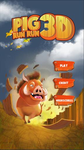 Pig Run Run 3D - Line Breaker