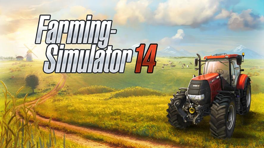 Farming Simulator 14 Mod Apk v1.3.6 (Unlocked)