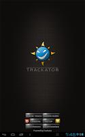Screenshot of Trackator