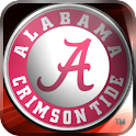 Alabama Crimson Tide Pix &Tone logo