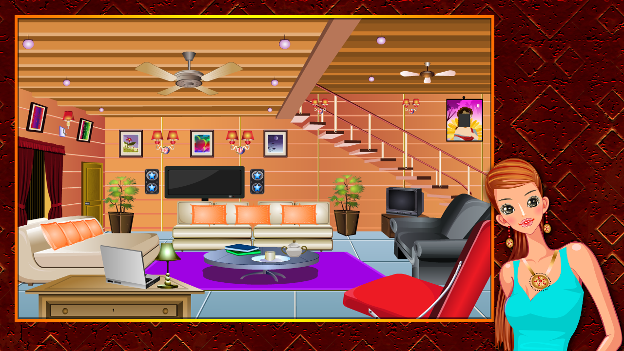 graceful living room escape - android apps on google play