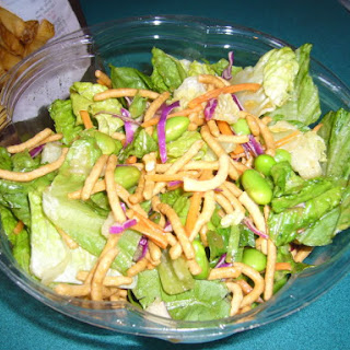 Asian Salad- ABC Commissary