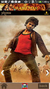Bollywood Movie App R Rajkumar - screenshot thumbnail