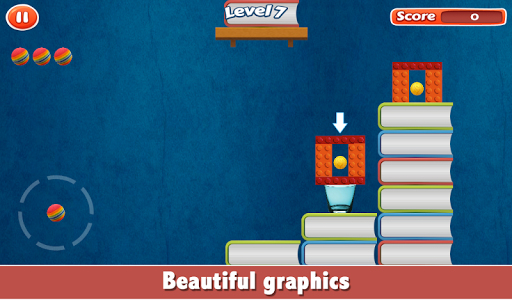 解謎必備免費app推薦|Crazy Ball : Free Game線上免付費app下載|3C達人阿輝的APP