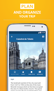 Toledo Travel Guide - screenshot thumbnail