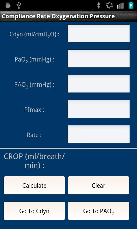 Respiratory Refresher - screenshot