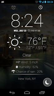 WakeVoice Trial alarm clock - screenshot thumbnail