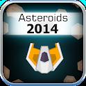 Asteroids 2014 icon