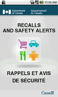 Recalls and Safety Alerts - screenshot thumbnail