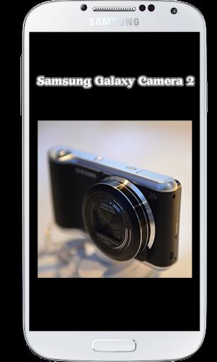 Galaxy Camera 2 Tutorial