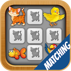 Memory Game for Kids – Pets for PC and MAC