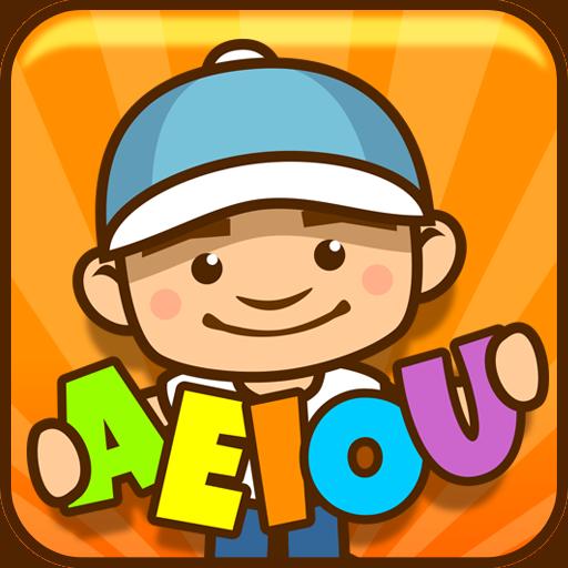 Short Vowel Word Study LOGO-APP點子