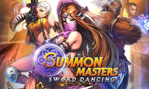 SUMMON MASTERS - Sword Dancing v1.05
