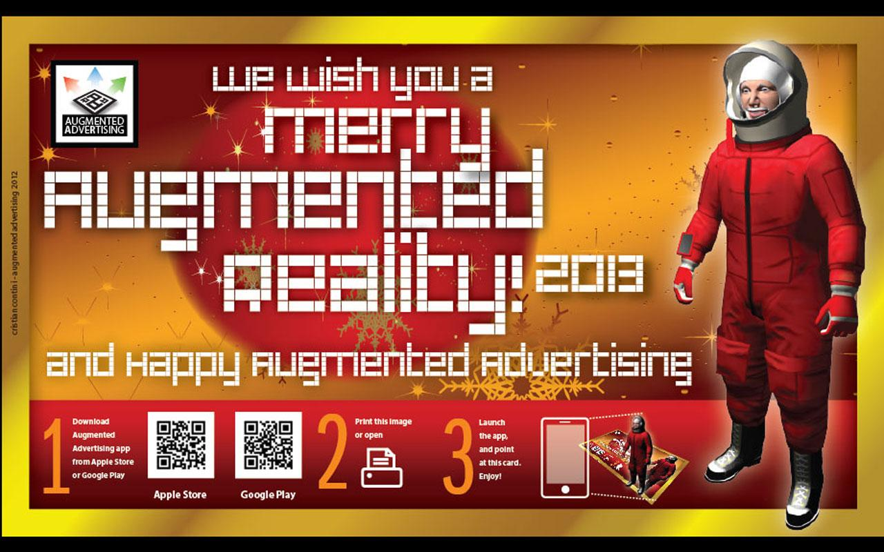 Augmented Advertising - screenshot
