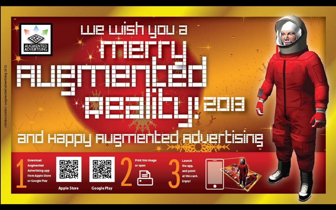 Augmented Advertising - screenshot